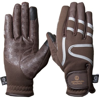 Imperial Riding Handschoenen Aspen Brown XS