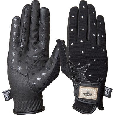Imperial Riding Handschoenen Cosmic Star Black XL