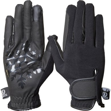 Imperial Riding Handschoenen Snowflake Black L