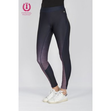 Imperial Riding Pantalon d'Équitation Ultra SFS Marin L
