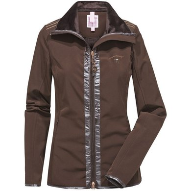 Imperial Riding Jack Softshell Make Your Move Brown XS
