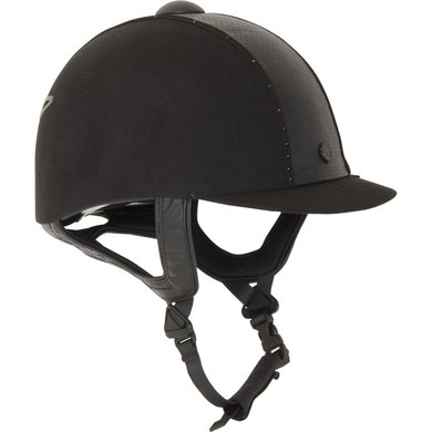 Imperial Riding Rijhelm Onyx UK Black-Black 58