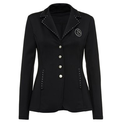 Imperial Riding Wedstrijdjas Starlight Dames Black/stone 80