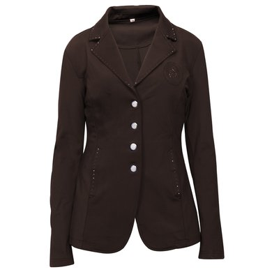 Imperial Riding Competition Jacket Starlight Dames Ebony