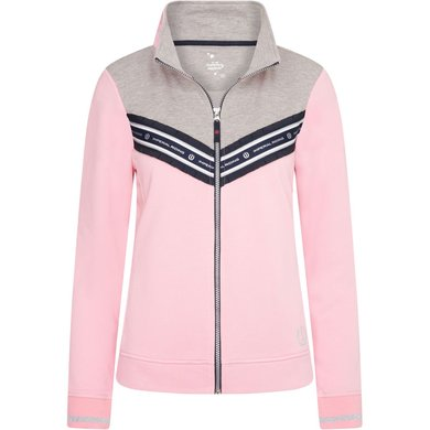 Imperial Riding Sweat Cardigan IRHLovely Powder Pink XS