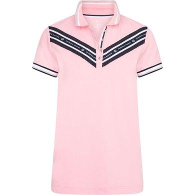Imperial Riding Poloshirt IRHLove Powder Pink L