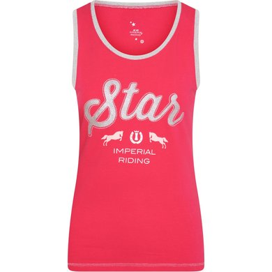 Imperial Riding Top IRHShimmer Bright Rose M