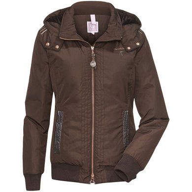 Imperial Riding Bomber Jacket So Lovely Brown L