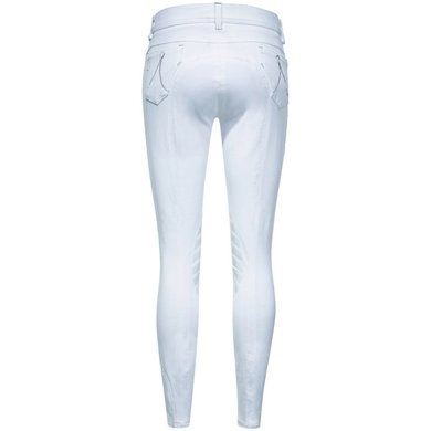 Imperial Riding Rijbroek Adela Fullseat White 38