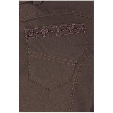 IR Rijbroek All Into Lily Silicon kneepatch Brown 36