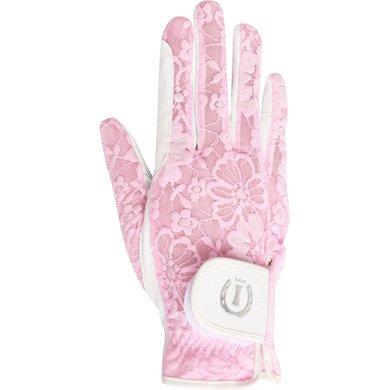 Imperial Riding Handschoenen IRHDiamond Dust Powder Pink L