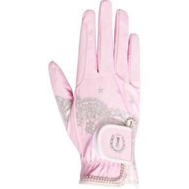 Imperial Riding Handschoenen IRHStar Lace Powder Pink XS