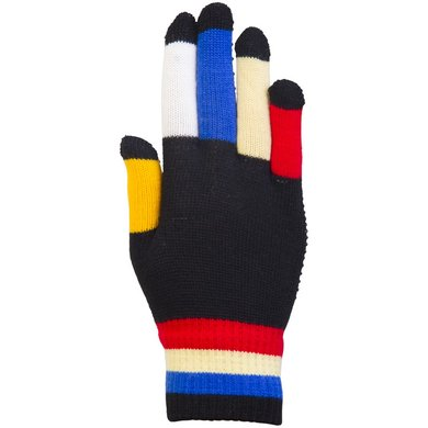 Imperial Riding Handschoenen Magic Zwart/Multi 12