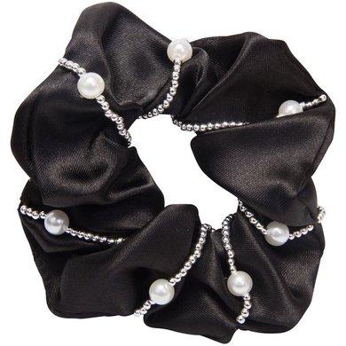 IR Elastique à Cheveux Crystal Pearl Crystal Pearl Black