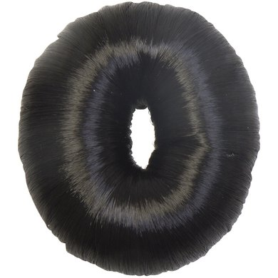 IR Haardonut Zwart 8x3cm