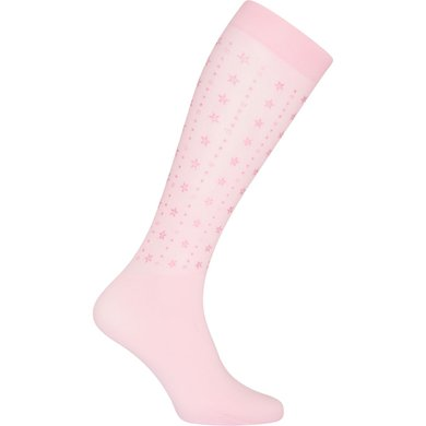 Imperial Riding Sokken IRHAmbient Stars Up Powder Pink 35/38