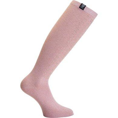 Imperial Riding Sokken Broad Daylight Powder Pink 31-35