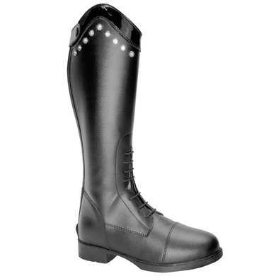 Imperial Riding Field Boot Kids black/crystal 29
