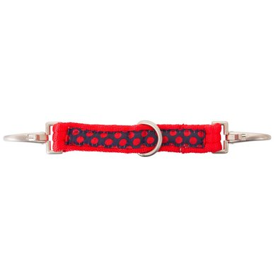 Imperial Riding Longeer- bitstukje soft Checkpoint Red
