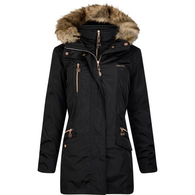 Imperial Riding Parka jas Fairytale Story II Black L