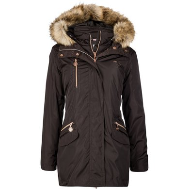 Imperial Riding Parka jas Fairytale Story II Brown XS