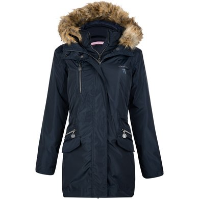 Imperial Riding Parka jas Fairytale Story II Navy M
