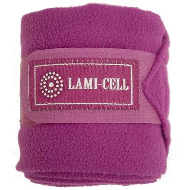 Lami-Cell Polo bandages Crystal per set van 4 fush 3,5 meter