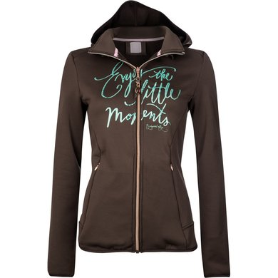 Imperial Riding Powershell jacket Kiss Me Brown S