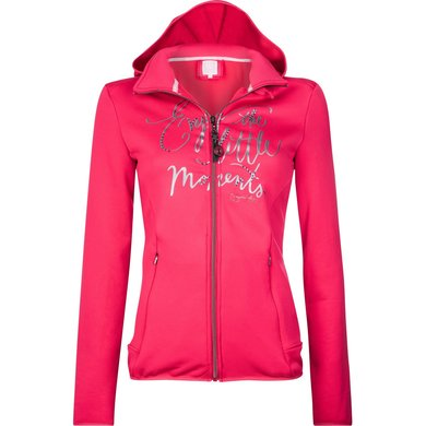 Imperial Riding Powershell jacket Kiss Me Fuchsia 152