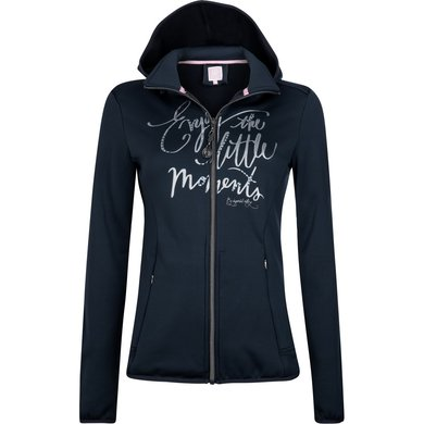 Imperial Riding Powershell jacket Kiss Me Navy 152