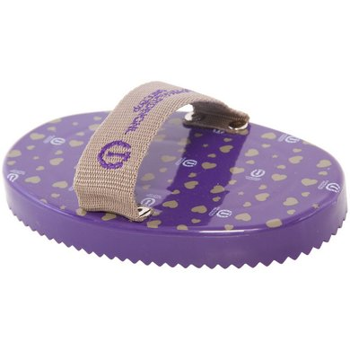 Imperial Riding Roskam rubber Hearts Purple