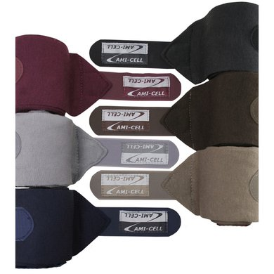 Lami-Cell Rustbandages Pro per set van 4 grey 4 meter