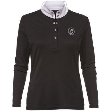 Imperial Riding Shirt Starlight Long Sleeve Black L