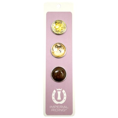 Imperial Riding Button sets Set nr11