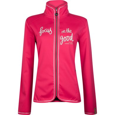 Imperial Riding Softshell jacket Faithfull Rose Fuchsia 164
