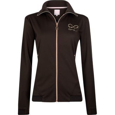 Imperial Riding Softshell jacket Nevermind Brown M