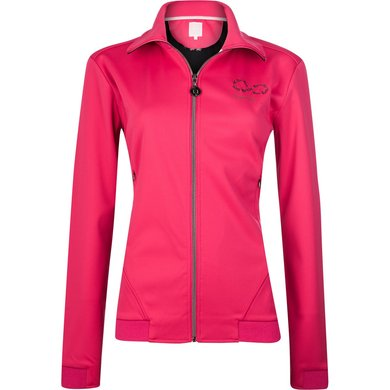 Imperial Riding Softshell jacket Nevermind Fuchsia 152