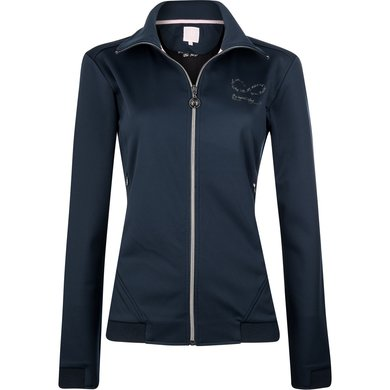 Imperial Riding Softshell jacket Nevermind Navy XS