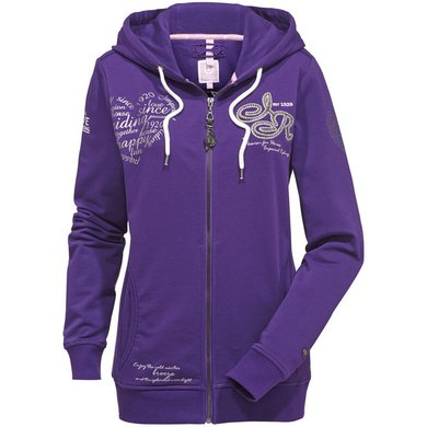 Imperial Riding Sweat vest Shining Star Purple L