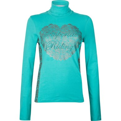 Imperial Riding T-shirt Made In Heaven Turquoise XS