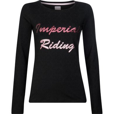 Imperial Riding T-shirt Once Upon A Time Black XS