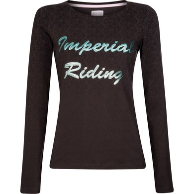 Imperial Riding T-shirt Once Upon A Time Brown M