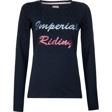 Imperial Riding T-shirt Once Upon A Time Navy L