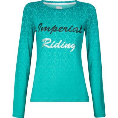Imperial Riding T-shirt Once Upon A Time Turquoise L