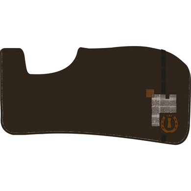 Imperial Riding Trainingsdeken Secret Wish Brown L/XL
