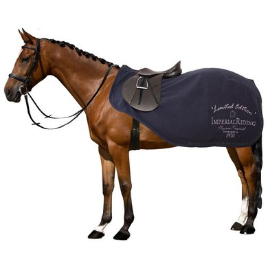 Imperial Riding Trainingsdeken Train Me Fleece Navy 155
