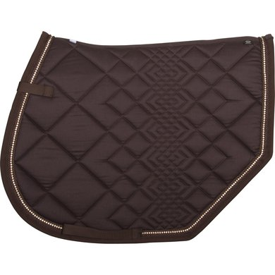 Imperial Riding Zadeldekje Simply The Best VSR Brown Full