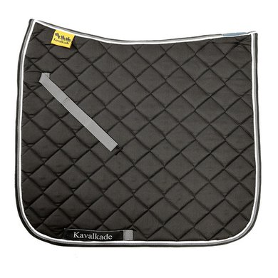 Dressage saddle cloths