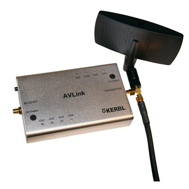 Kerbl AVLink Set (for Stable Camera)