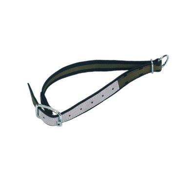 Kerbl Halsband Jongvee Groen/zwart 85x4